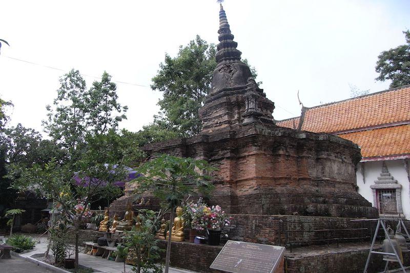 チェンセーンのお寺