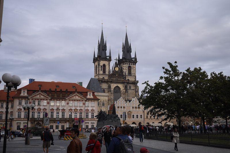 チェコの都市の一覧